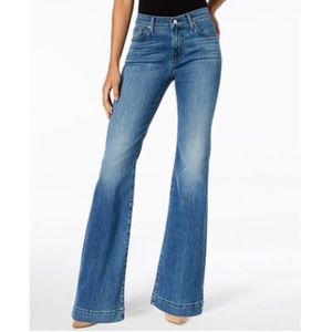 7 For All Mankind Jeans - 🌸7 For All Mankind Dojo Flare Jeans